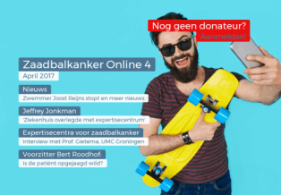 Zaadbalkanker Online april 2017